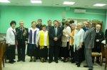На Ленинградской АЭС прошло заседание Совета ветеранов