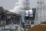 Вертолеты не могут сбросить воду на «Фукусиму» из-за сильной радиации