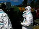 Над «Фукусимой» поднимается столб черного дыма