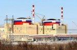 Работа энергоблока Ростовской АЭС остановлена