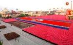 В КНДР собирают вещи для бойцов «антиамериканской» Корейской народной армии