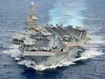 КНДР считает провокацией прибытие американского атомного авианосца к берегам Южной Кореи