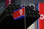 КНДР запустила три управляемые ракеты малой дальности