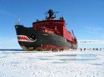 Три новых атомных ледокола выйдут на Северный морской путь