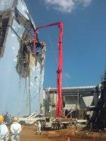Четвертому энергоблоку «Фукусимы-1» грозит обрушение в результате землетрясения