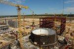 Первый энергоблок БелАЭС планируют ввести в эксплуатацию в декабре 2019 года