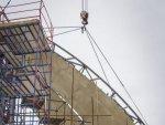 Практика укрупнительной сборки гермооблицовки купола ВЗО ядерного реактора применяется только в России
